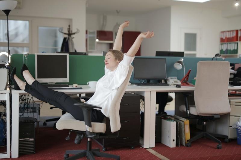gezonde werkomgeving tips