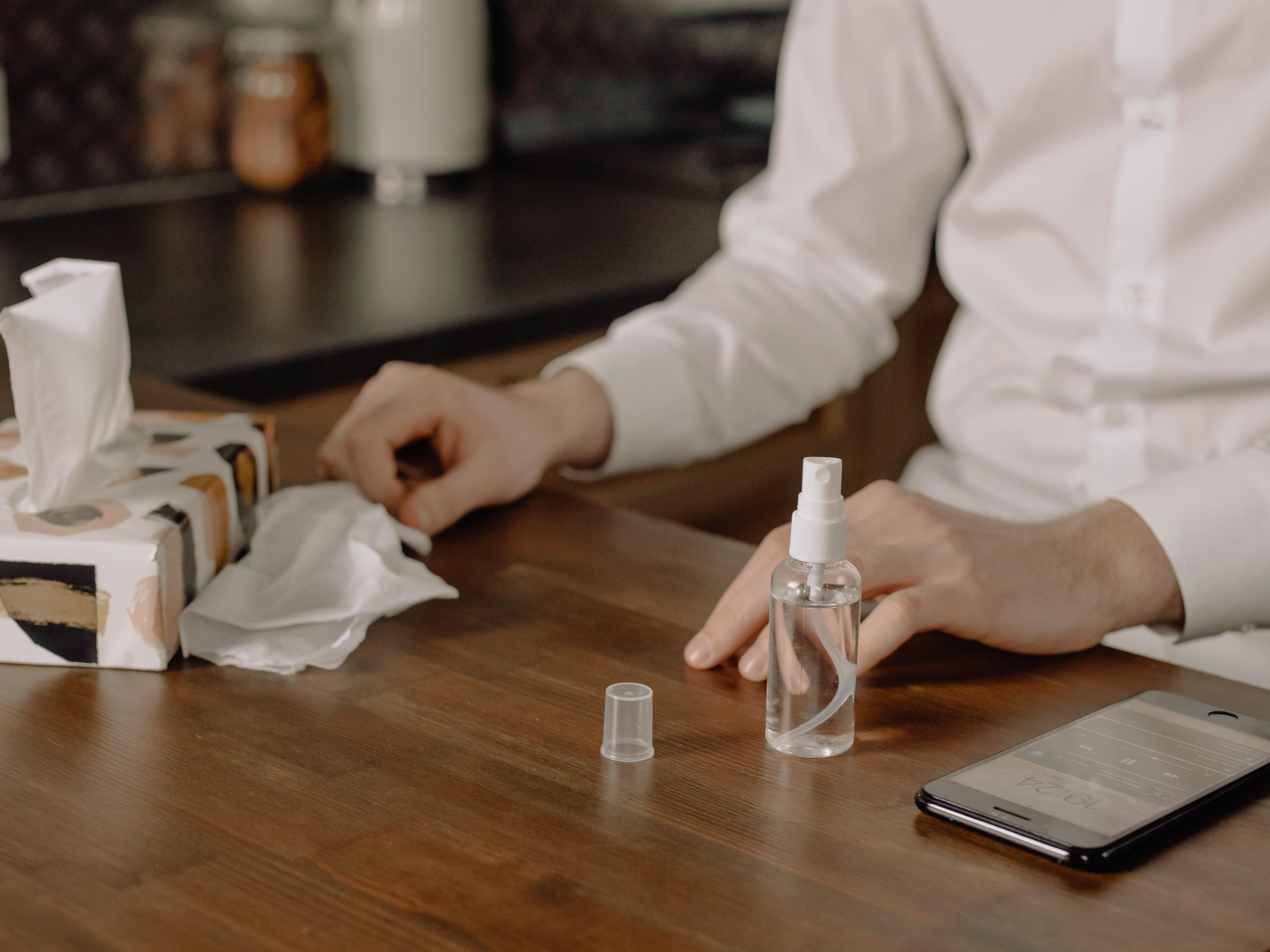 Hoe voorkom je besmetting met het coronavirus op kantoor?